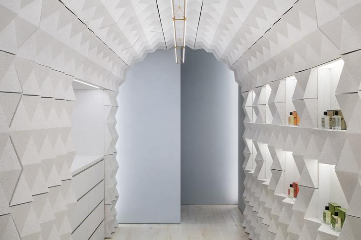 Парфюмерный бутик Claus Porto в Нью-Йорке (фото 3)