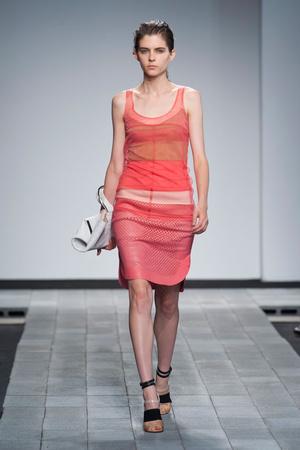 Показы мод Reed Krakoff Весна-лето 2013 | Подиум на ELLE - Подиум - фото 1213