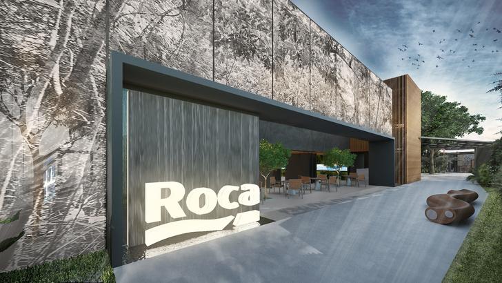 Новая галерея Roca появится в Сан-Паулу (фото 4)