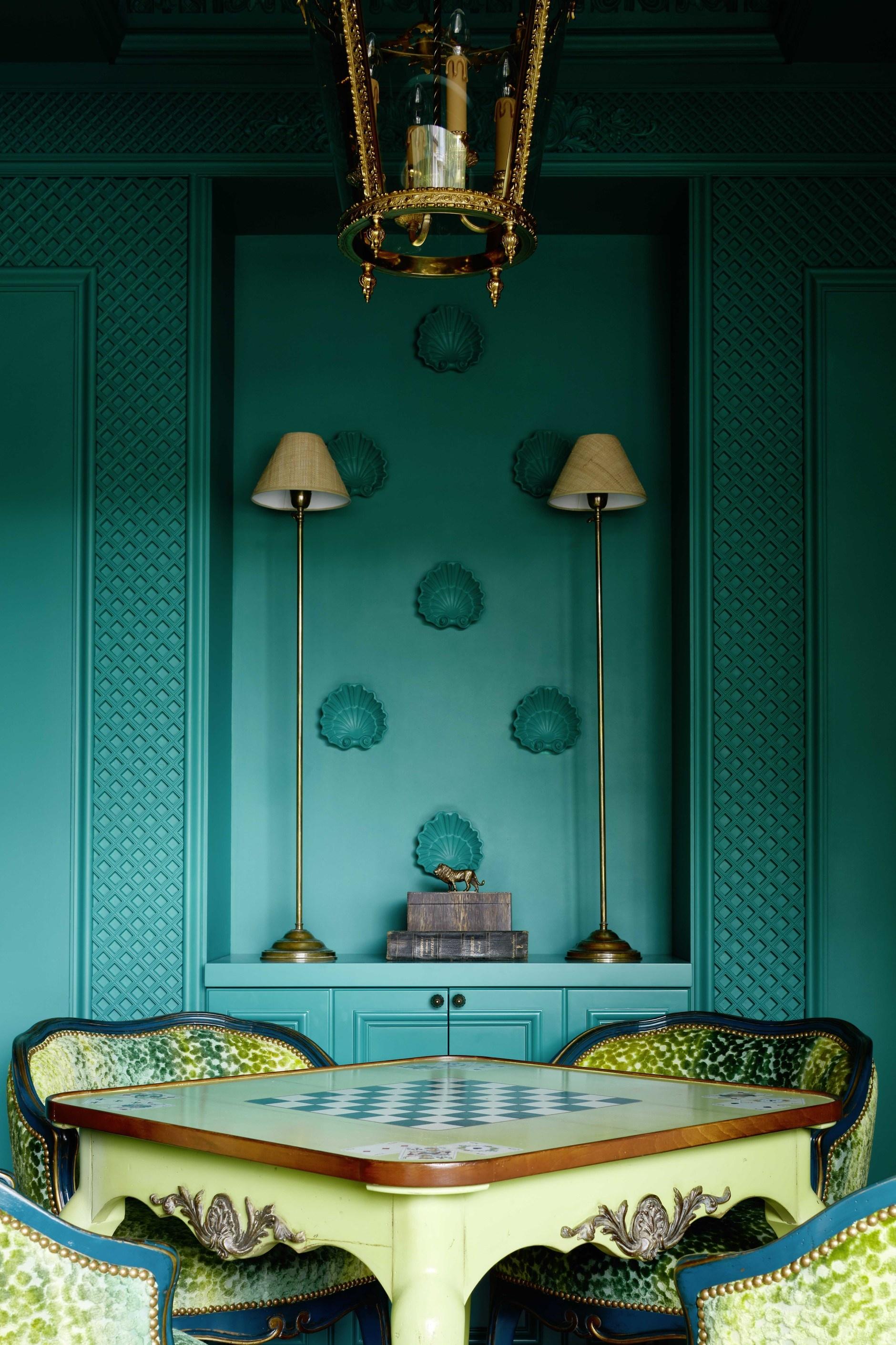зеленые стены (галерея 0, фото 3)