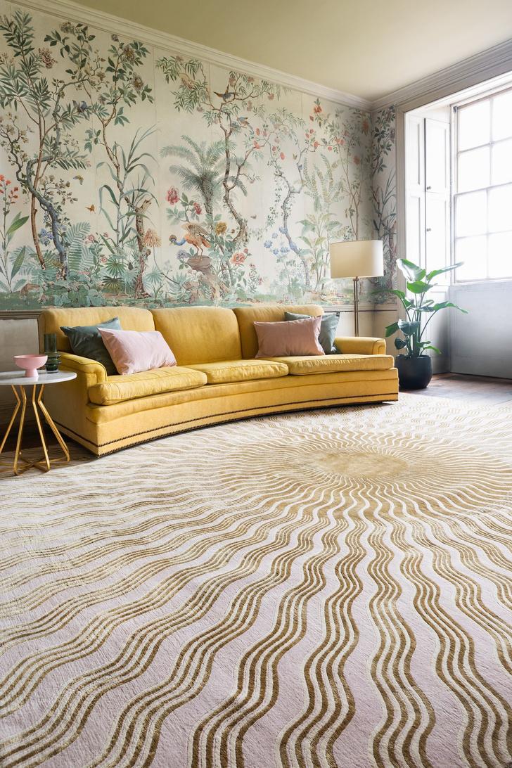Коллекция ковров Мэри Катранзу и The Rug Company (фото 4)