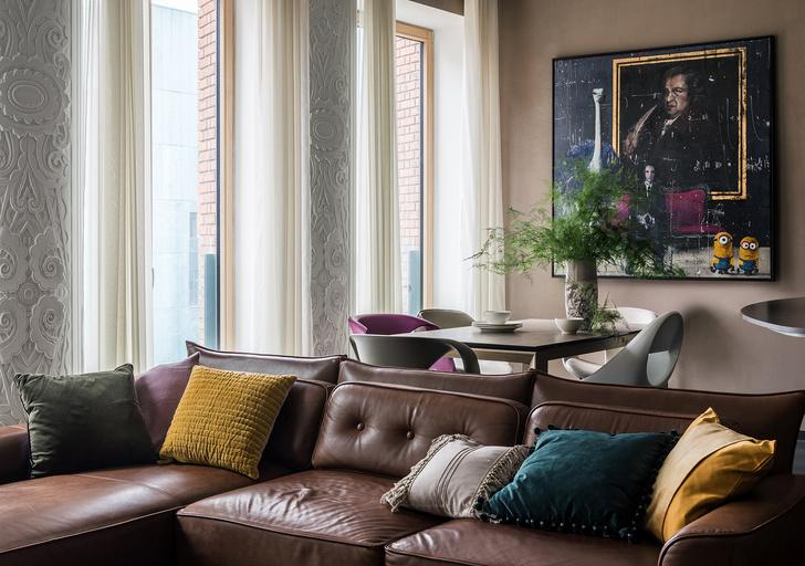 Квартира 175 м² в Хамовниках (фото 4)