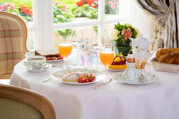 Круассаны в постель: 5 парижских отелей с образцовыми завтраками (фото 3)