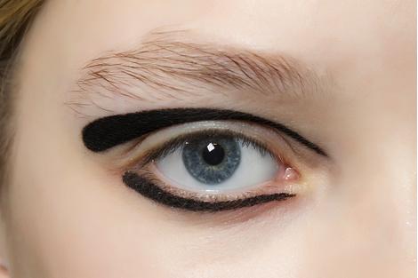 Смена декораций: makeup-мода нового сезона   галерея [3] фото [3]