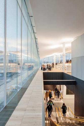 Книжный рай: библиотека в Хельсинки (фото 9.1)