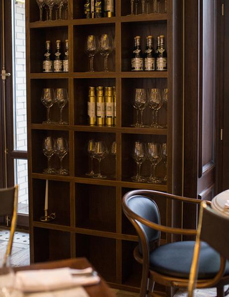 Итальянский ресторан Salumeria Moscow | галерея [2] фото [3]