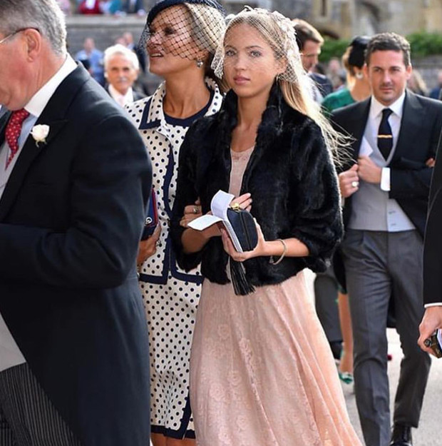 Королевская свадьба глазами звездных гостей (фото 21)