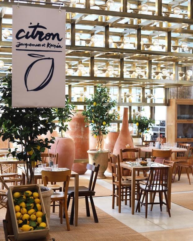 Топ-15 модных ресторанов Парижа (фото 17)