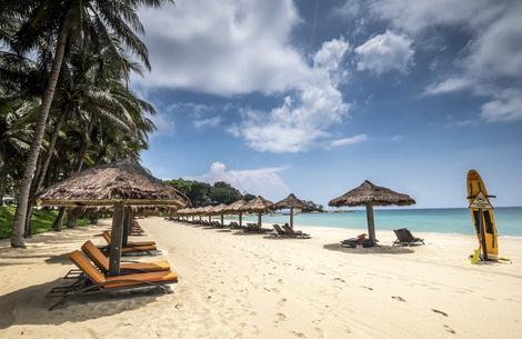 Место силы: отель Club Med Bintan Island в Индонезии   галерея [1] фото [2]