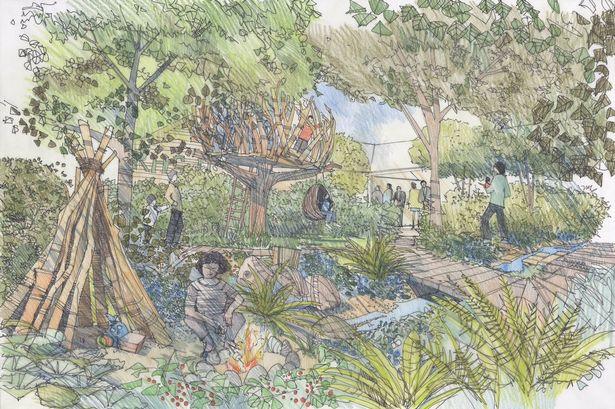 Назад к природе: Кейт Миддлтон разбила сад в Челси — и он завораживает (фото 5)