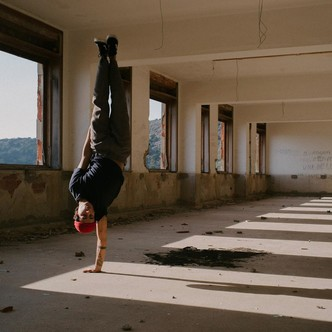 Мужчина, на которого мы подписались: танцор Лео Уолк (фото 6.1)