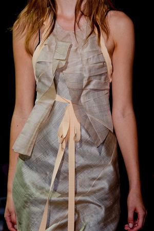 Показ Sonia Rykiel коллекции сезона Весна-лето 2014 года Prêt-à-porter - www.elle.ru - Подиум - фото 568574