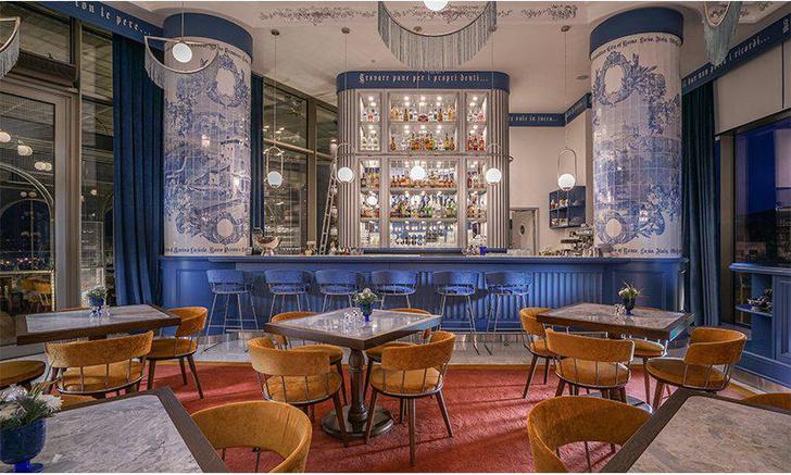 Расцвет Ренессанса: ресторан и бар в Турции (фото 7)