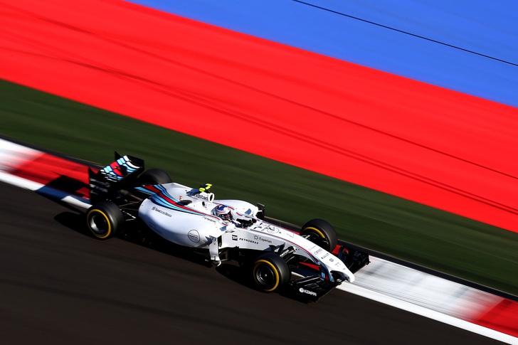 Валттери Боттас (Williams Martini Racing)