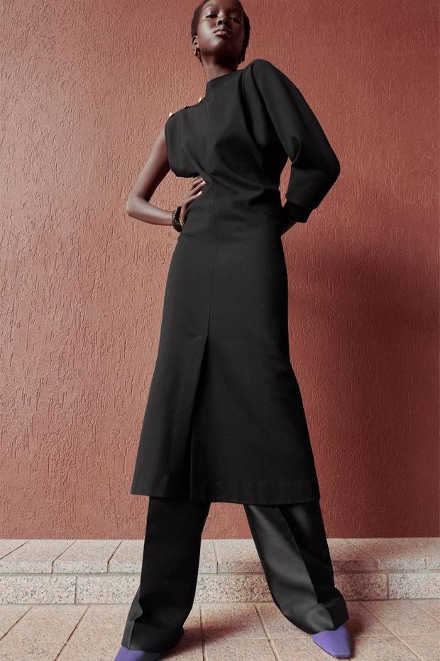 Какая древняя богиня послужила вдохновением для новой коллекции Givenchy? (фото 6)