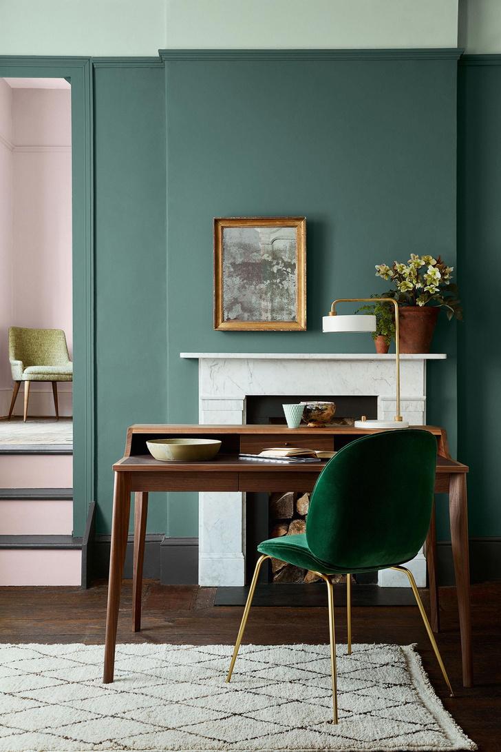 Тренды 2020: 9 самых модных цветовых сочетаний для дома (фото 13)