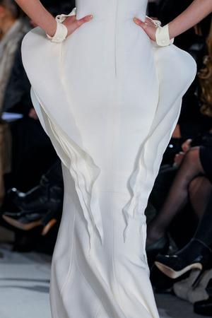 Показ Stephane Rolland коллекции сезона Весна-лето 2012 года Haute couture - www.elle.ru - Подиум - фото 331554
