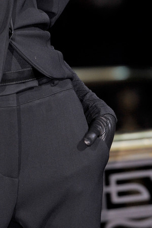 Показ John Galliano коллекции сезона Осень-зима 2013-2014 года Prêt-à-porter - www.elle.ru - Подиум - фото 548223