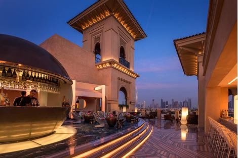 Где остановиться в Дубае | галерея [2] фото [1]