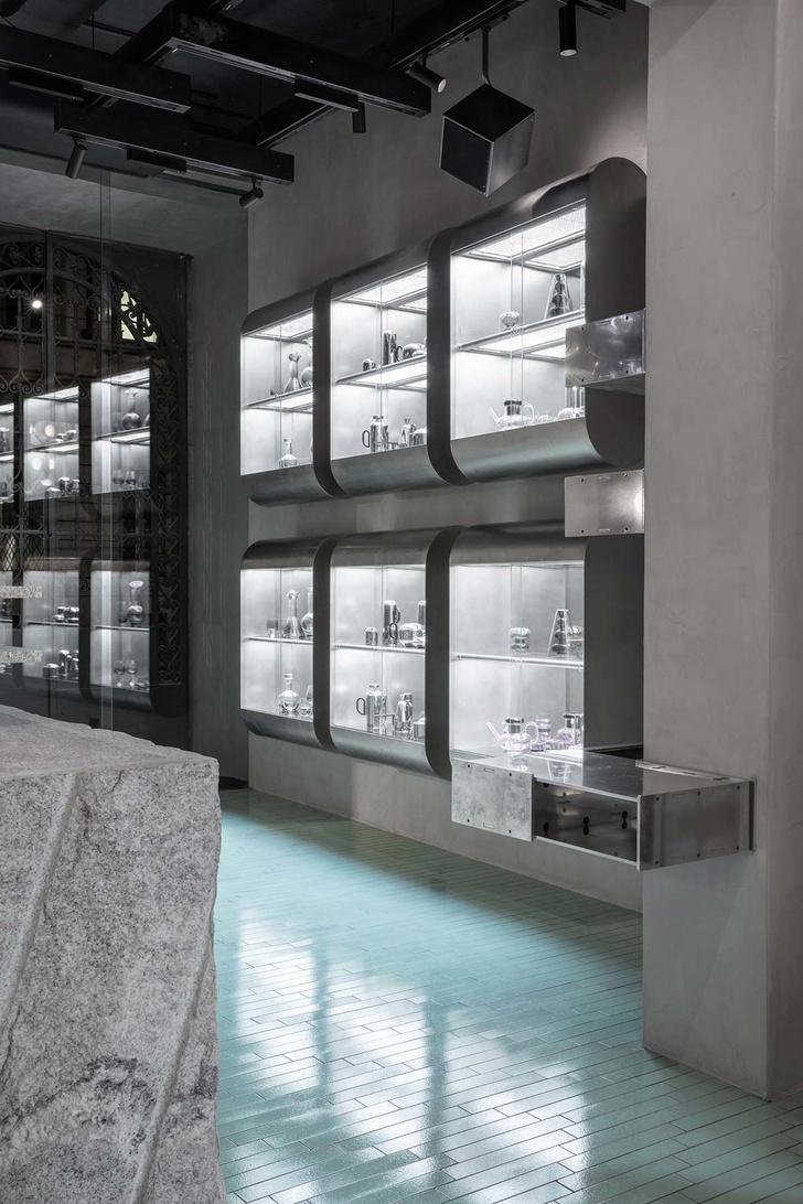 Эклектичный ресторан по проекту Тома Диксона (фото 6)
