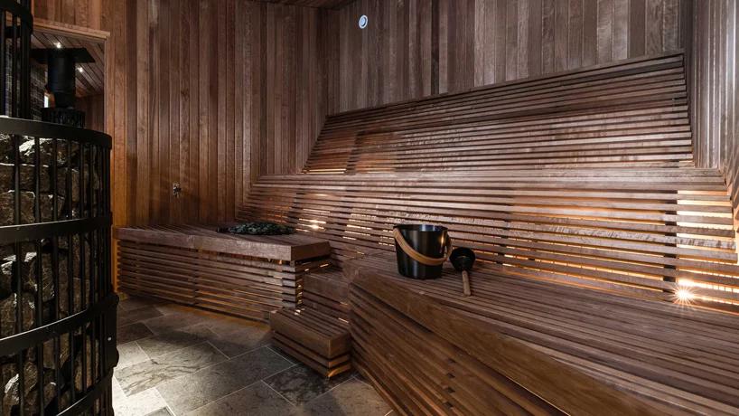 Arctic Bath: плавучий отель в Швеции (галерея 12, фото 1)