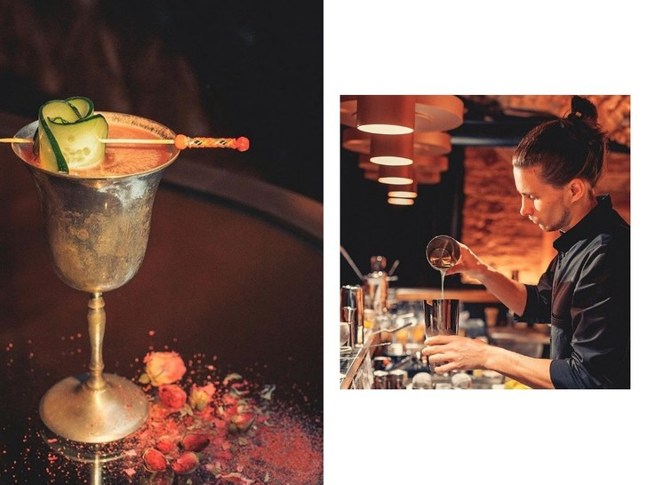 Где провести вечер с друзьями: новый бар KULTURA в Москве (фото 1)