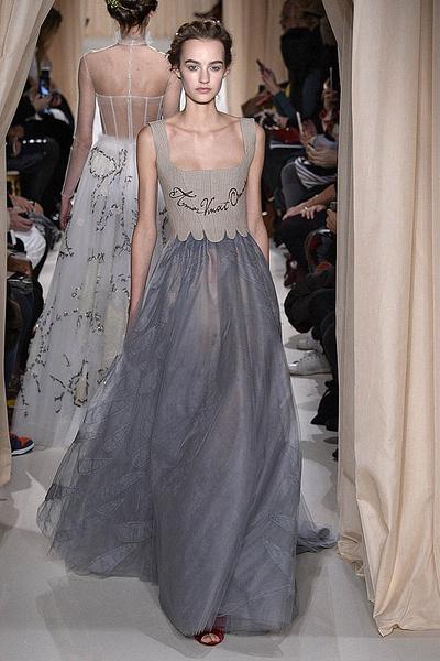 Показ Valentino Haute Couture   галерея [1] фото [15]
