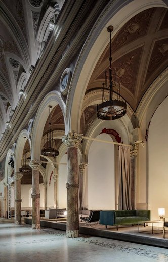 Культурный центр от студии balbek bureau  в Сан-Франциско (фото 8.2)