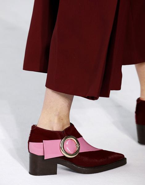 Итоги Недель моды: самая красивая обувь | галерея [9] фото [2]