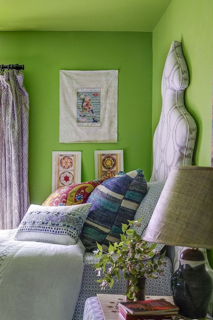 Маленькая спальня: 35 идей и решений (галерея 1, фото 3)