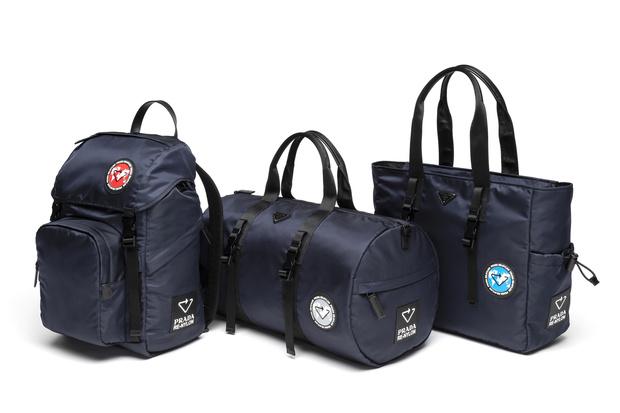 Eco-ELLE: Prada выпустили коллекцию сумок из регенерированного нейлона (фото 4)