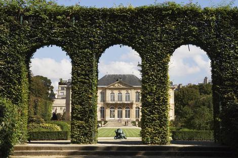 Музей Родена в Париже открывается после реставрации | галерея [1] фото [1]