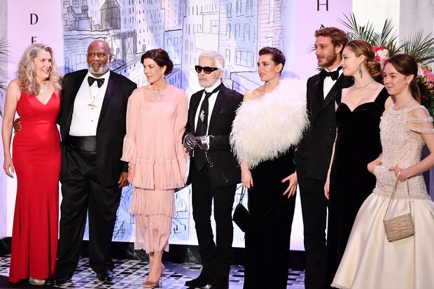 Шарлотта Казираги c Дмитрием Рассамом и другие гости Бала роз в Монако (фото 1)