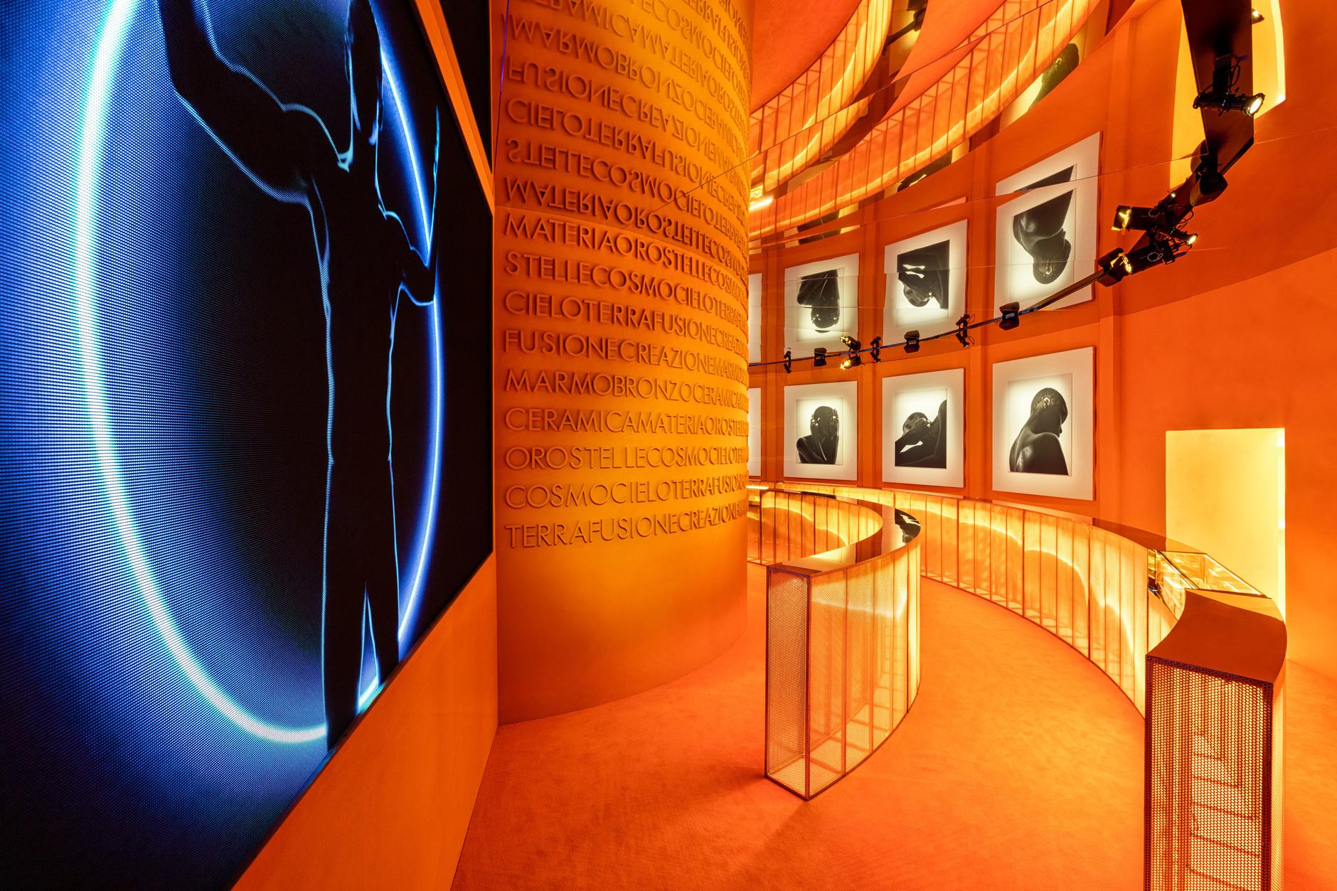 Инсталляции Bvlgari на Неделе дизайна в Милане (галерея 6, фото 4)
