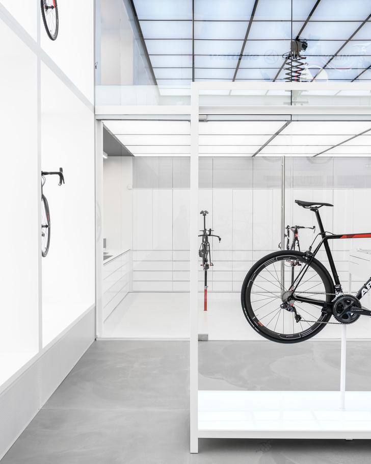 Изобрести велосипед: проект в Копенгагене от Johannes Torpe Studios (фото 10)