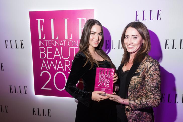 Объявлены победители премии ELLE International Beauty Awards 2018 (фото 21)