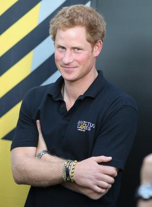 Принц Гарри замечен с новой девушкой