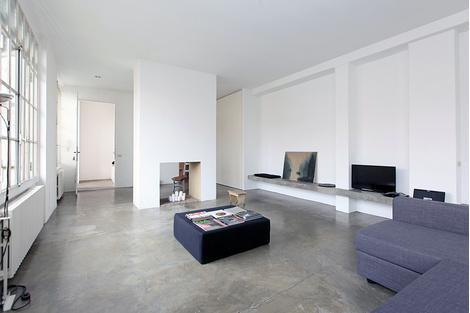 Топ-10: дизайнерские квартиры в Милане | галерея [1] фото [7]