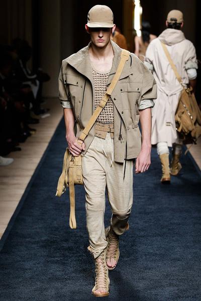 Неделя мужской моды в Париже: лучшие показы | галерея [7] фото [19]