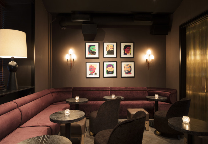 Обновленный бар «Клава» по проекту Сергея Огурцова (фото 5)