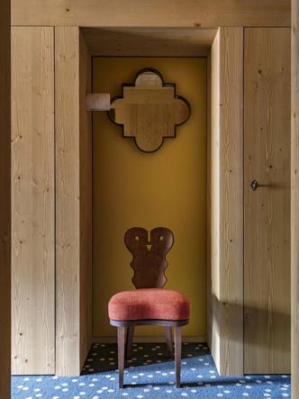 Le Coucou: дизайн-отель по проекту Пьера Йовановича в Мерибеле (фото 10.2)