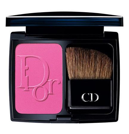Dior, Vibrant Color Powder Blush, оттенок Star Fuchsia