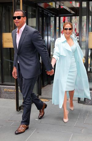 Дженнифер Лопес и Алекс Родригес свадьба фото