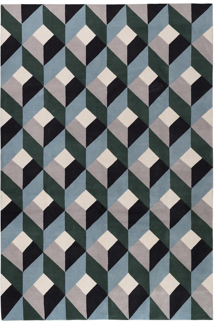 ТОП-10: ковры с оптическими иллюзиями фото [9]
