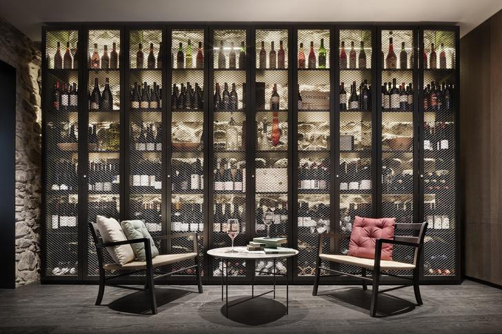 Винный бар-бистро 75 Café & Lounge — новый проект Пьеро Лиссони (фото 12)