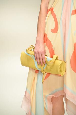 Показ Laura Biagiotti коллекции сезона Весна-лето 2009 года Prêt-à-porter - www.elle.ru - Подиум - фото 82509