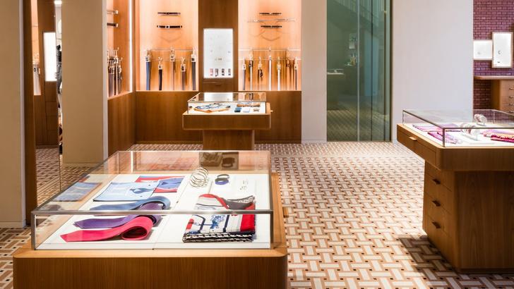 Новый бутик Hermès в Амстердаме (фото 9)