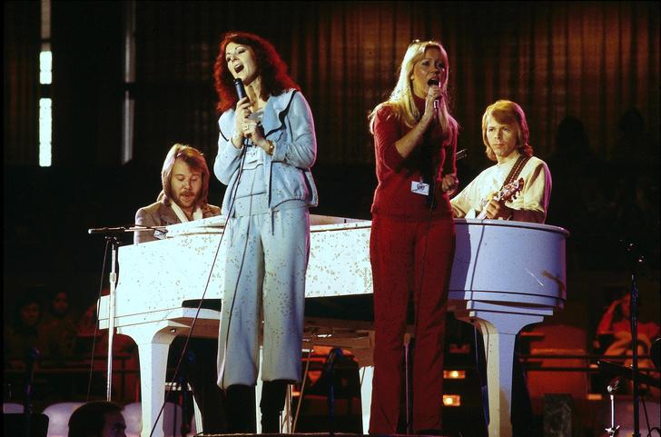 Dancing Queen: как одеться в стиле ABBA (фото 3)