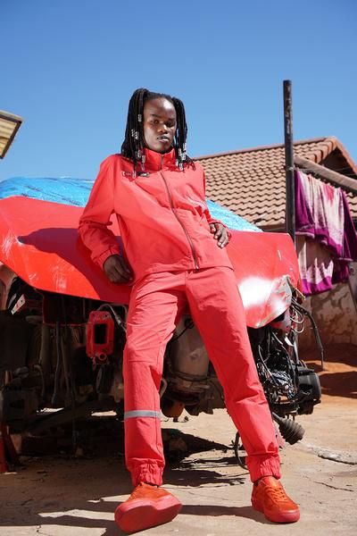 Мама Африка: PUMA x Outlaw Moscow выпустили лукбук совместной коллекции (галерея 1, фото 1)