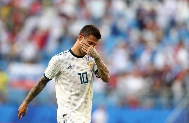 Как закончился матч Россия— Уругвай? (фото 1)